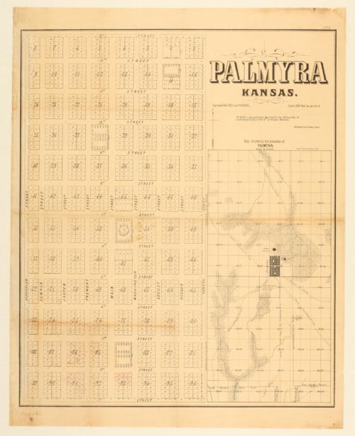 Palmyra, Kansas - Page