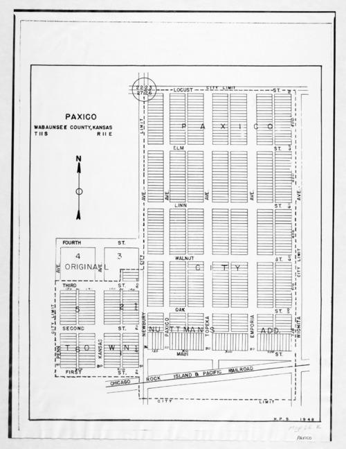 Paxico,Wabaunsee County, Kansas - Page