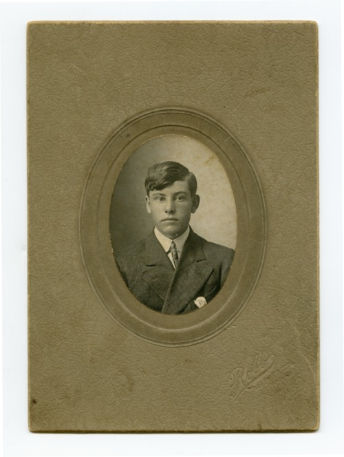 Arthur Edward Mattox - Page