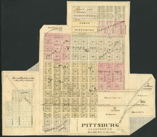 Pittsburg, Kansas - Page