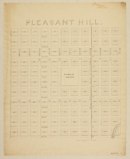 Pleasant Hill, Kansas - Page