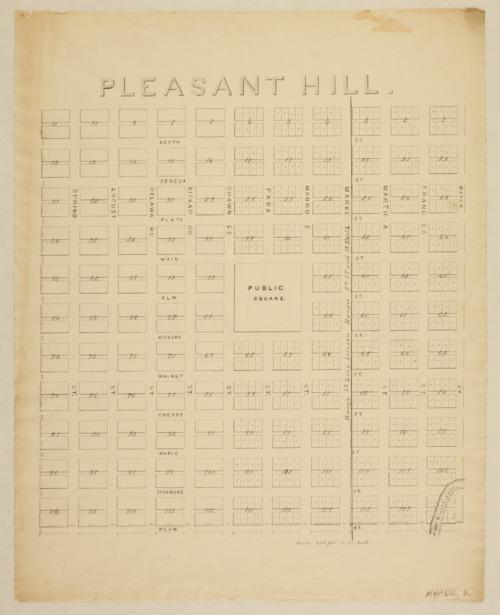Pleasant Hill, Kansas - Page