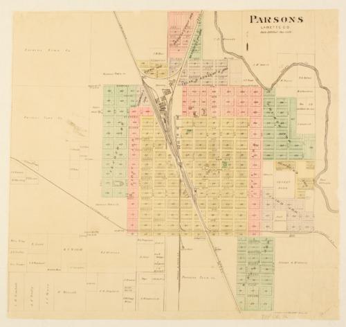 Parsons, Kansas - Page