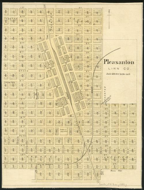 Pleasanton, Kansas - Page