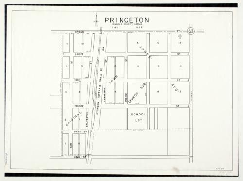 Princeton, Franklin County, Kansas - Page