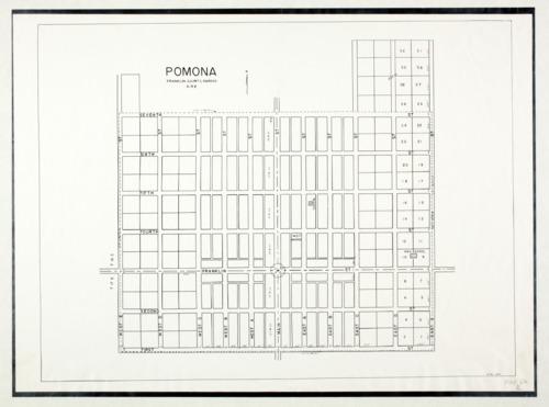 Pomona, Franklin County, Kansas - Page