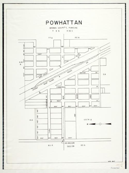 Powhattan, Brown County, Kansas - Page