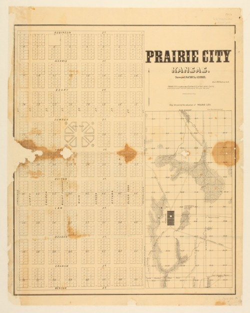 Prairie City, Kansas - Page
