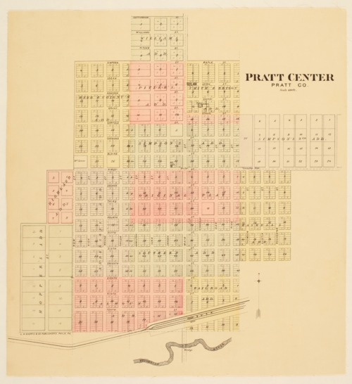 Pratt Center, Pratt County, Kansas - Page