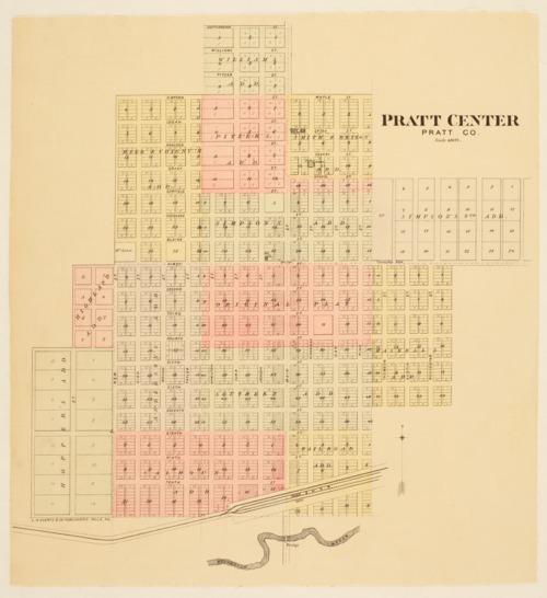 Pratt Center, Pratt County, Kansas - Page