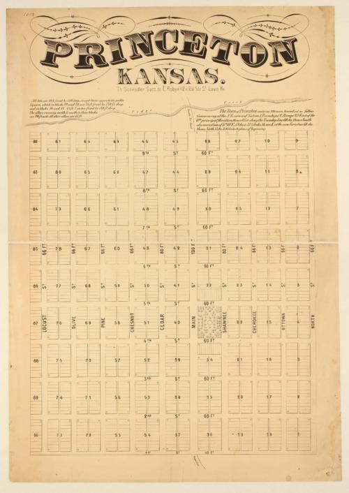 Princeton, Kansas - Page
