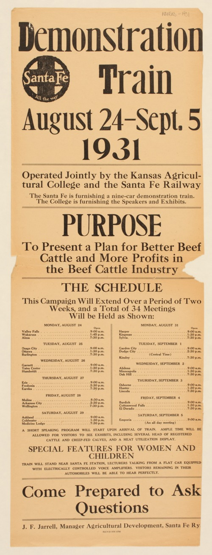 Santa Fe Demonstration Train - Page