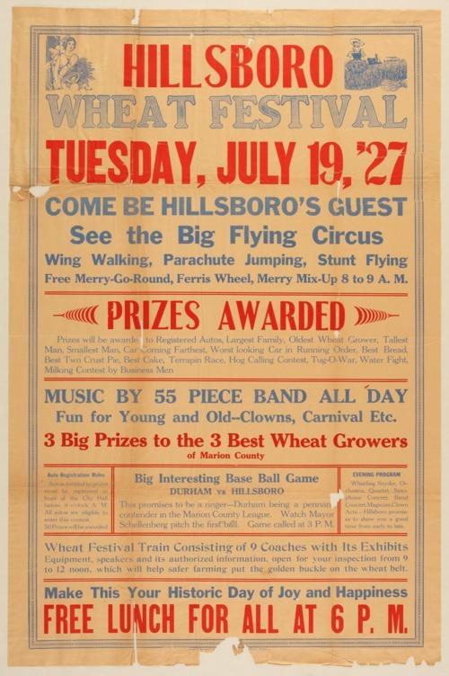 Hillsboro Wheat Festival - Page