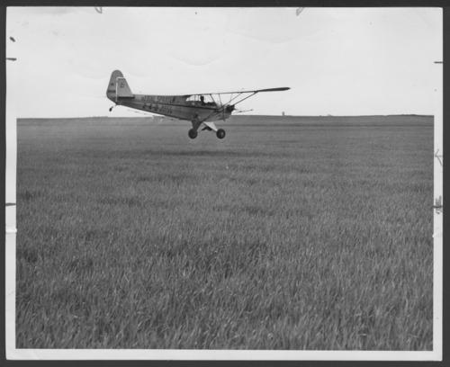Aerial Sprayer plane, Liberal, Kansas - Page