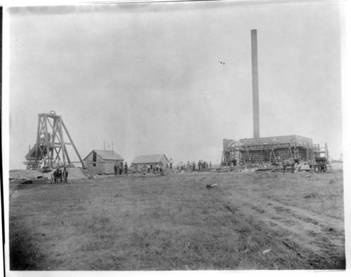 Salt mine in Kanopolis, Kansas - Page