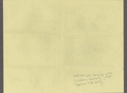 Walker Winslow correspondence - Page