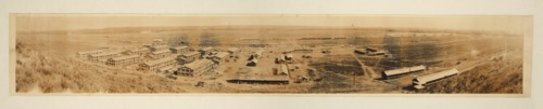 View of Camp Funston - Page