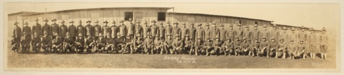Guards, Medical Officers Training Center, Fort Riley, Kansas. - Page