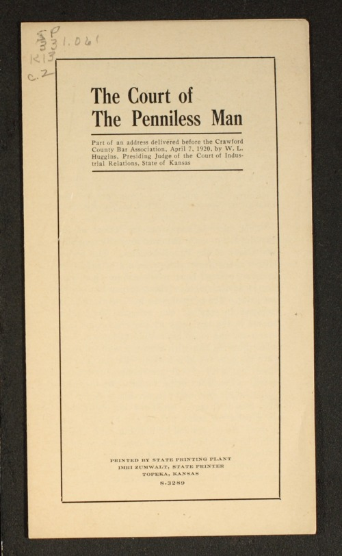 Court of the penniless man - Page