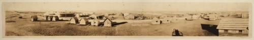 Camp Doniphan (Oklahoma) from south east corner - Page