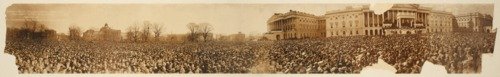 Inauguration of President Harding - Page