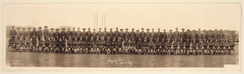Supply Company, 353rd Infantry, 89th Division - Page