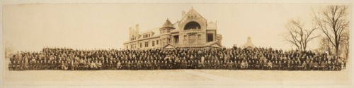 M W Grand Lodge, Ancient Free & Accepted Masons of Kansas at the Kansas Masonic Home, Wichita, Kansas - Page