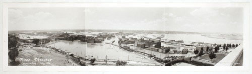 Flood disaster, Kansas City - Page