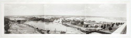 Flood disaster, Kansas City - Page