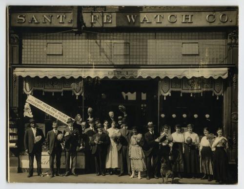 Santa Fe Watch Company, Topeka, Kansas - Page