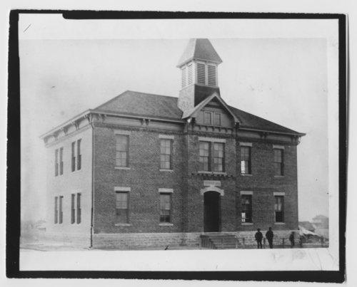 Buchanan School in Topeka, Kansas - Page