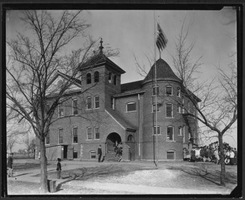 School in Allen County, Kansas - Page