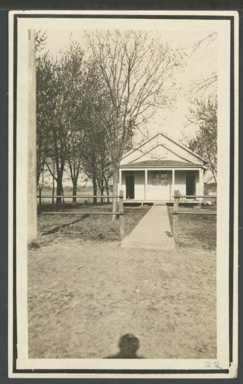 Maple Grove school, Allen County, Kansas - Page