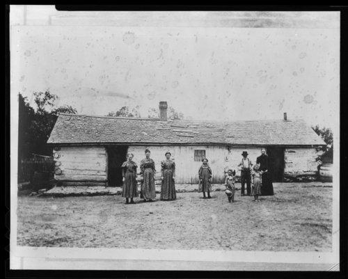 John Link cabin, Marshall County, Kansas - Page