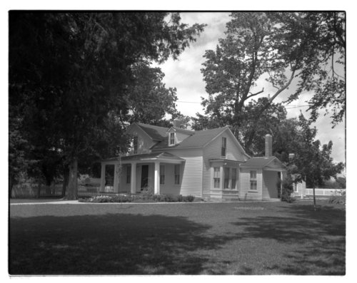 E. H. Funston home in Allen County, Kansas - Page