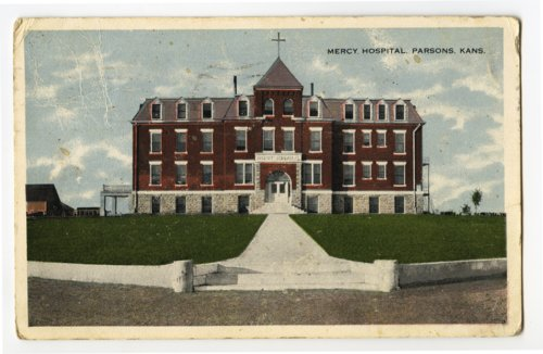 Mercy Hospital, Parsons, Kansas - Page