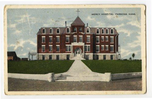 Mercy Hospital, Parsons, Kansas - Page