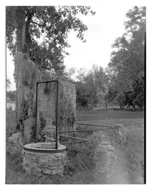 Remains, Stony Lonesome school, Allen County, Kansas - Page
