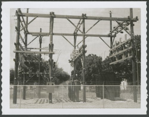 Electrical substation in Solomon, Kansas - Page