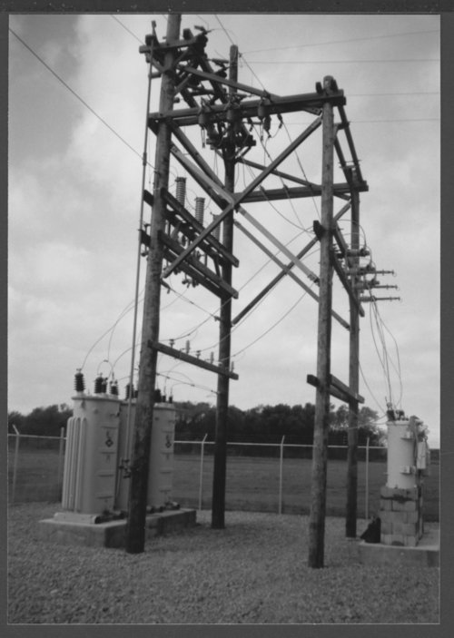 DS&O Rural Electric Cooperative substation - Page