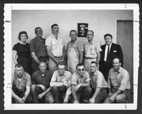 DS&O Rural Electric Cooperative's employees - Page