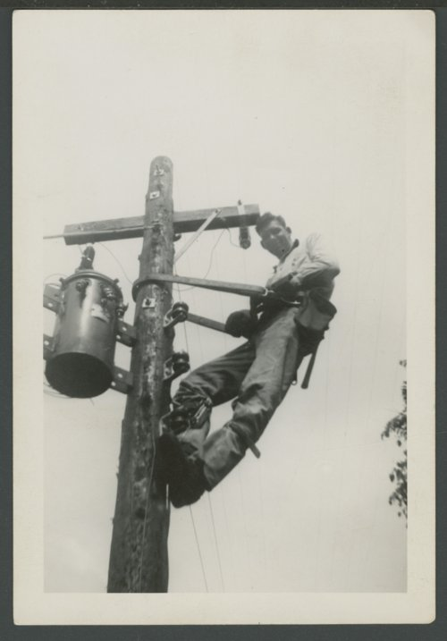 DS&O Rural Electric Cooperative's lineman - Page