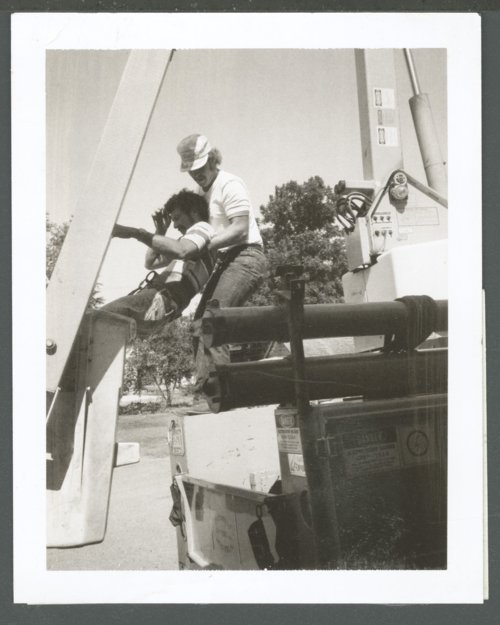 DS&O Rural Electric Cooperative's employees practicing job safety - Page