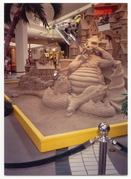 Sand sculptures in Topeka, Kansas - Page