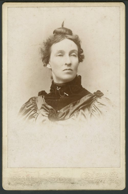 Mary Elizabeth Lease - Page