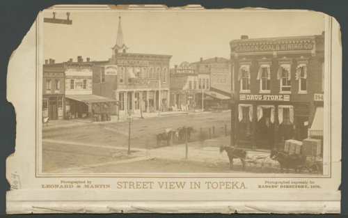 Southeast corner of Sixth and Kansas Avenues - Page