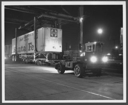 Atchison, Topeka & Santa Fe Railway Company, Hobart Yards, Los Angeles, California - Page