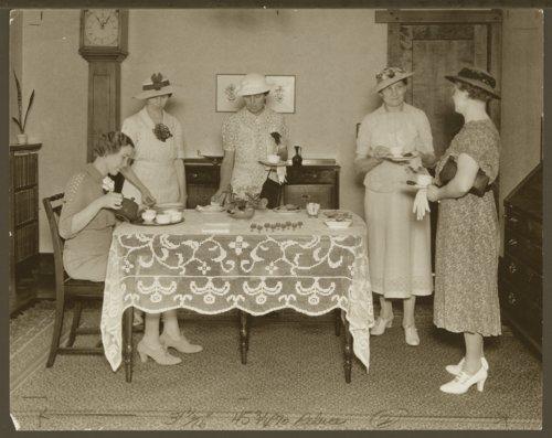 Tea party - Page