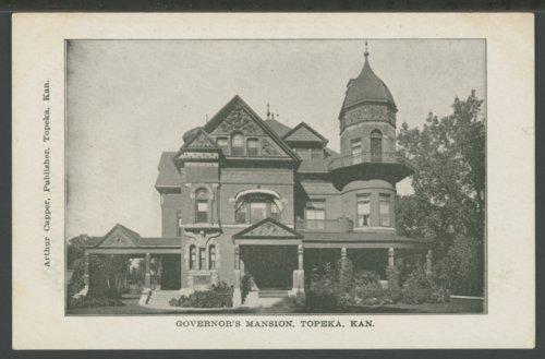 Erasmus Bennett home, Topeka, Kansas - Page