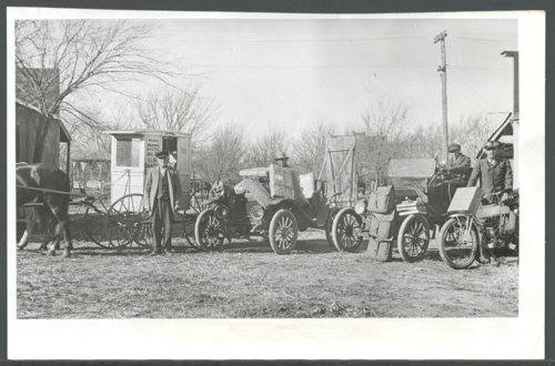 Rural Free Delivery carriers, Delphos, Kansas - Page